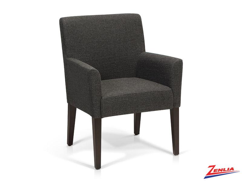Todd Gray Club Chair