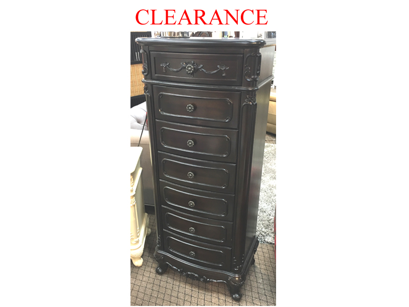 Clearance 6 Drawer Chest