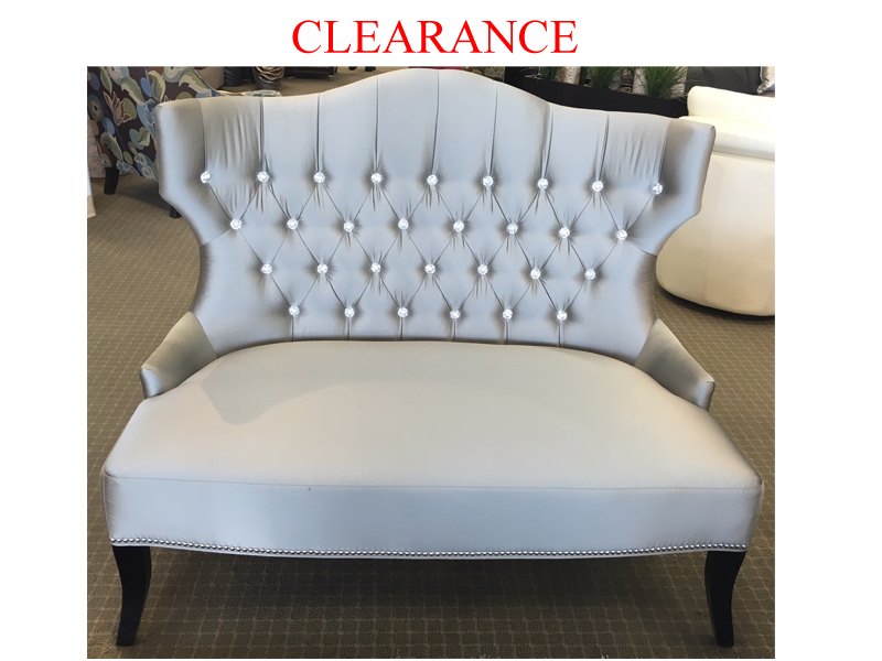 Clearance Canadian Made Settee