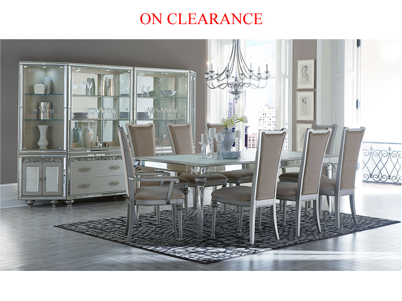 Floor Model Bel Air Park Dining Table