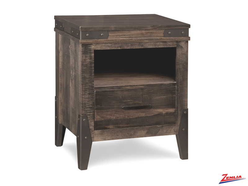 Chatt 1 Drawer Night Stand