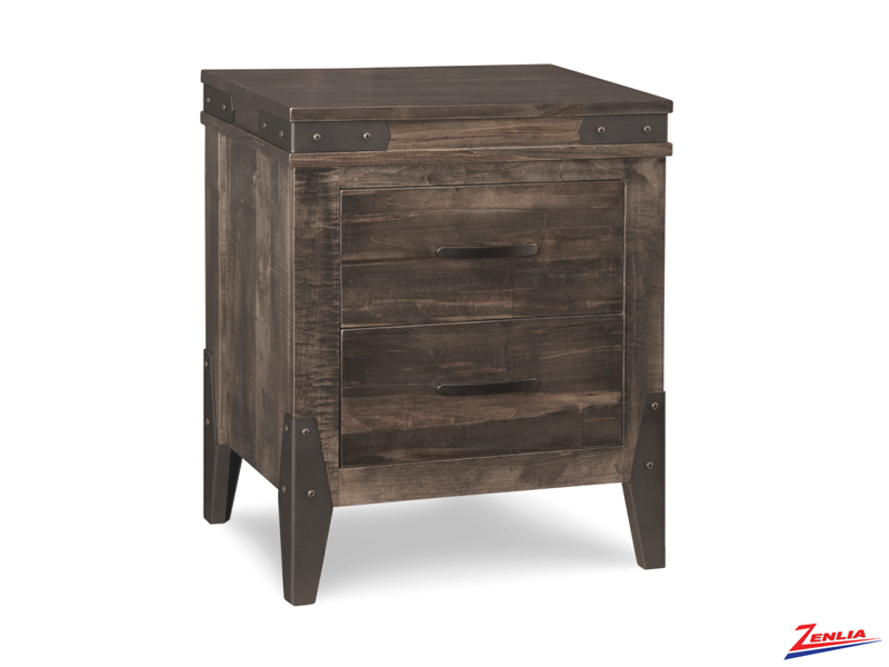 Chatt 2 Drawer Night Stand