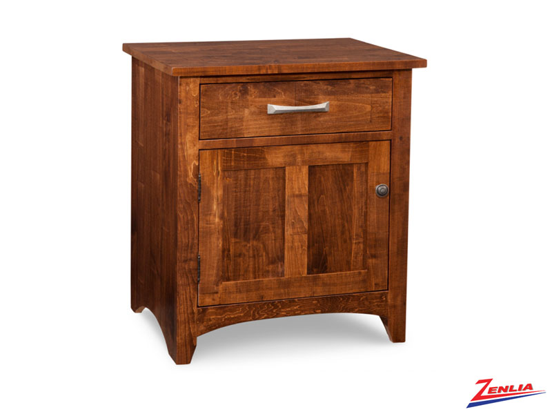 Glengar 1 Door 1 Drawer Night Stand