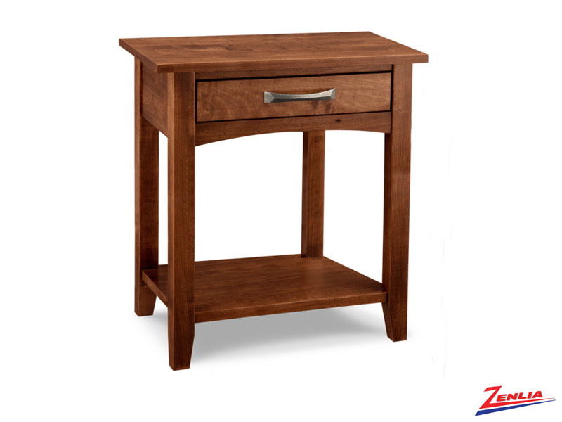 Glengar 1 Drawer Night Stand