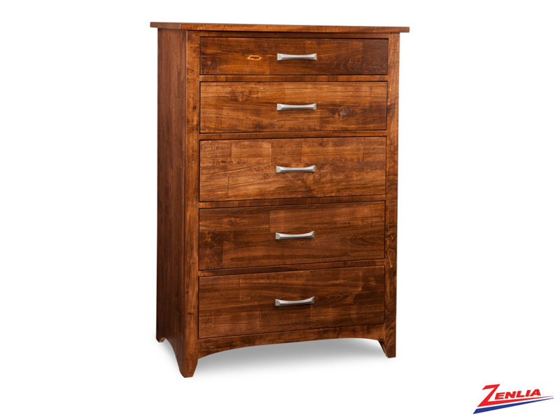 Glengar 5 Deep Drawer Chest