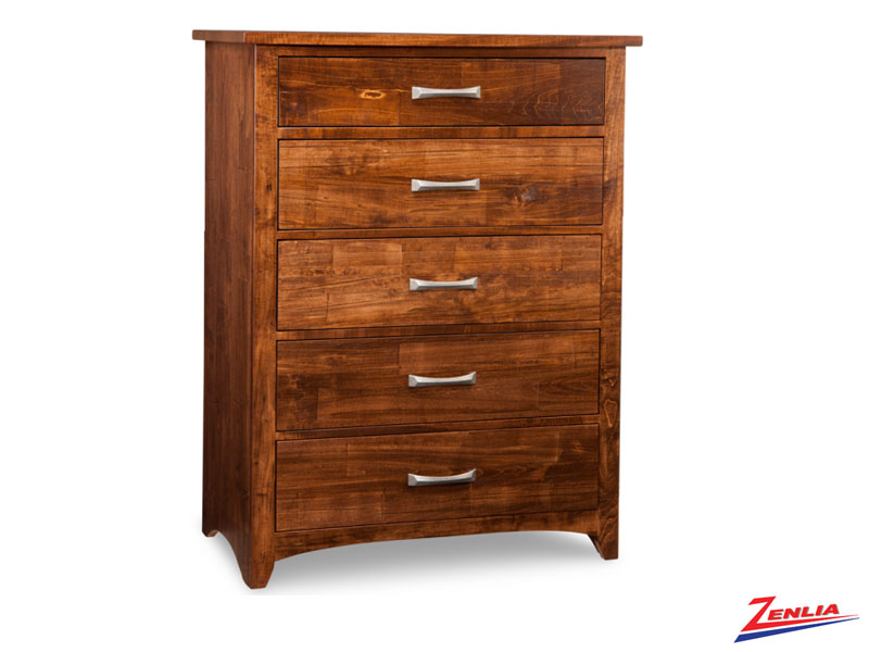 Glengar 5 Drawer Chest