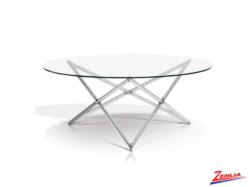 Fay Silver Coffee Table