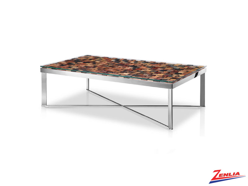 Qiq Mosaic Coffee Table