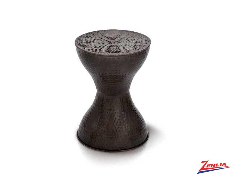 Mira Rustic Metal Table