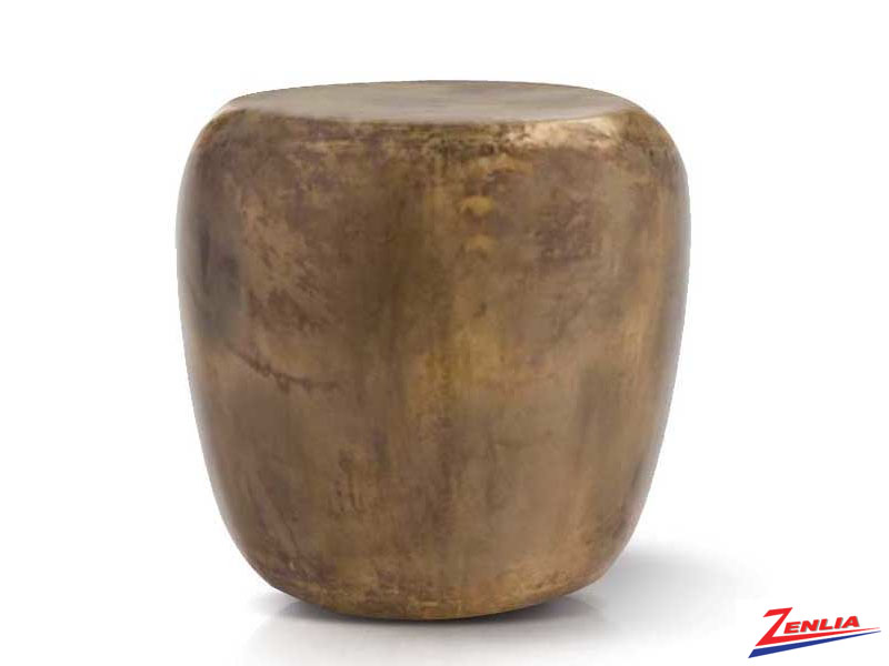 Kamal Bronze Metal Table