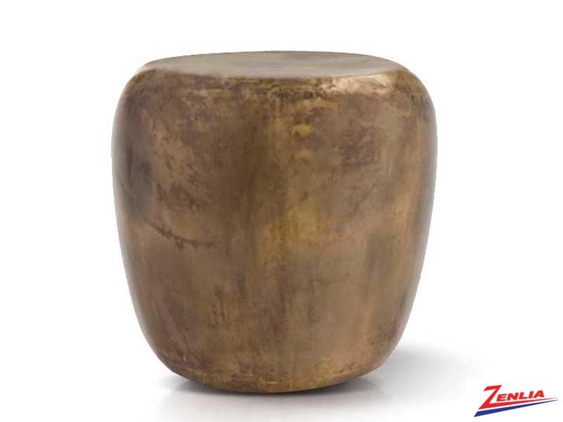 Kamal Bronze Metal Table