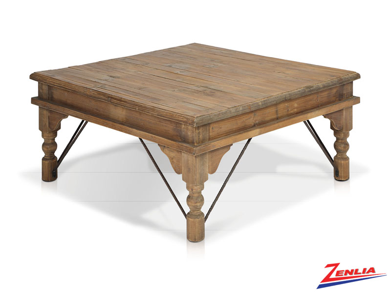 Whit Coffee Table