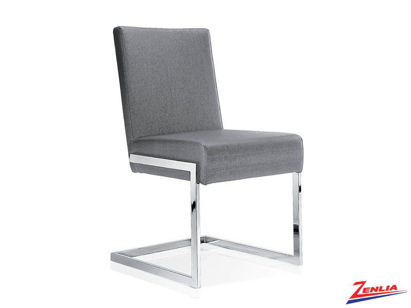 Abb Gray - Side Chair