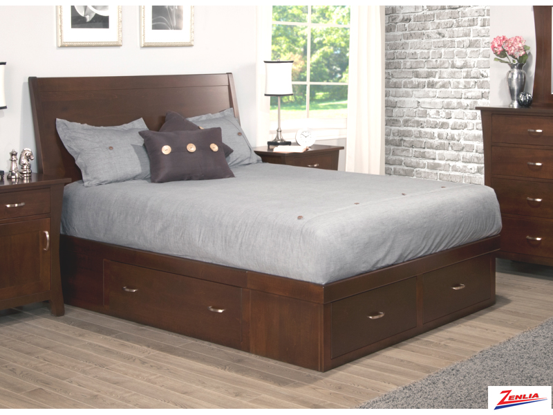 York 4 Drawer Condo Bed