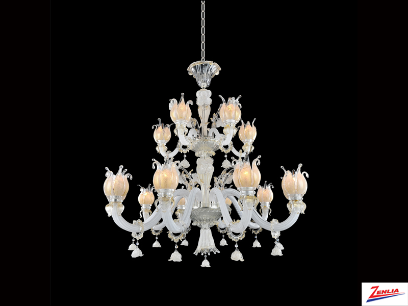 Artemi 15 Light Chandelier