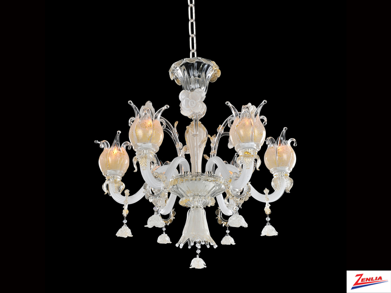 Artemi 6 Light Chandelier
