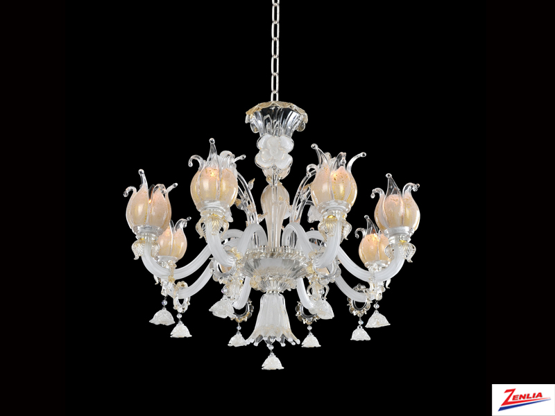 Artemi 8 Light Chandelier