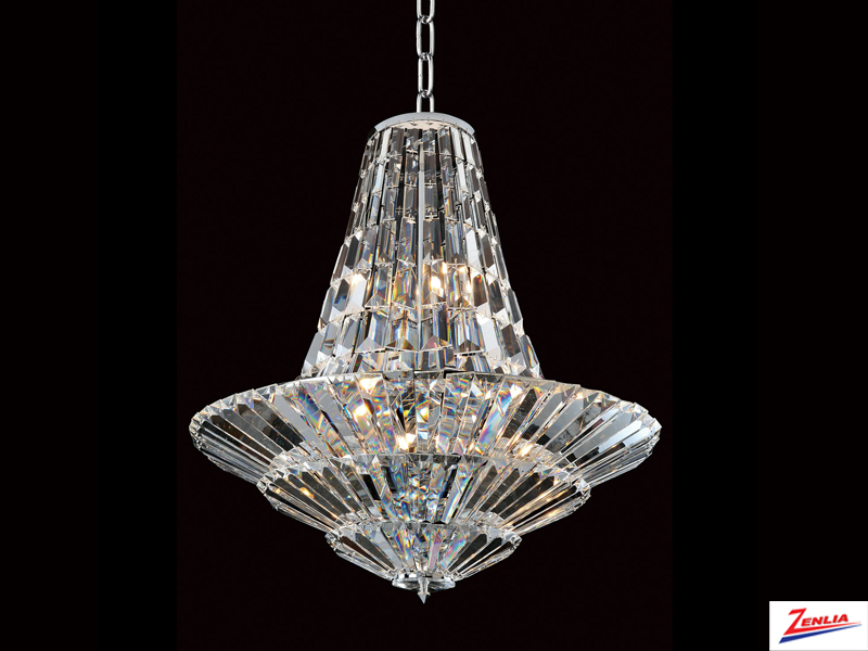 Aulet 12 Light Chandelier