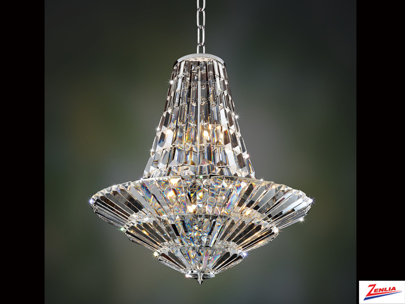 Aulet 18 Light Chandelier