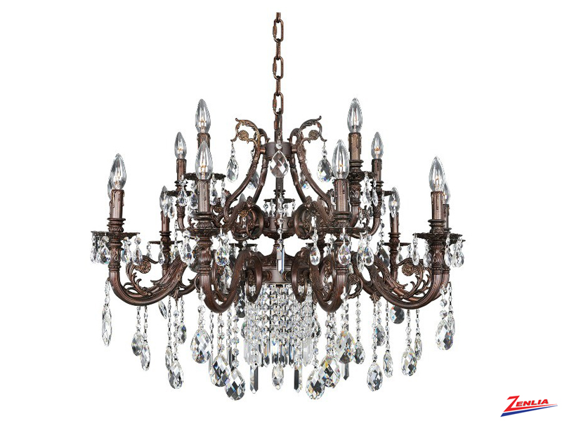 Avel 15 Light Chandelier
