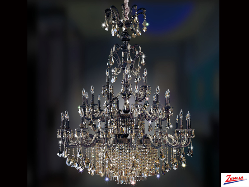 Avel 41 Light Chandelier