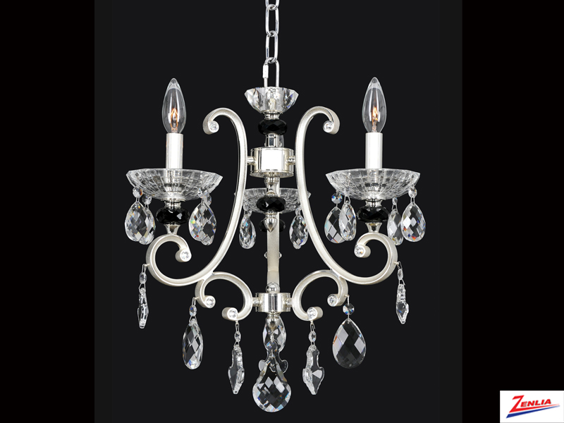 Bede 3 Light Chandelier