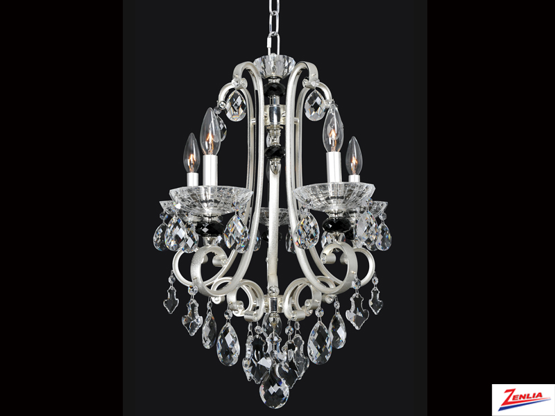 Bede 5 Light Chandelier