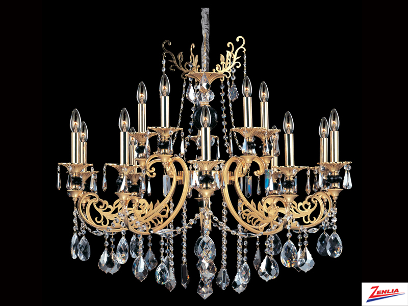 Belli 15 Light Chandelier