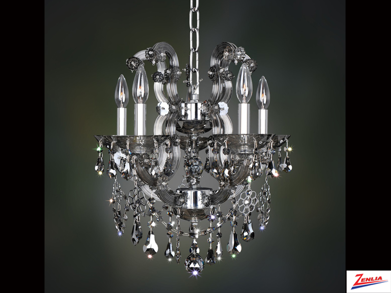 Bram 5 Light Chandelier
