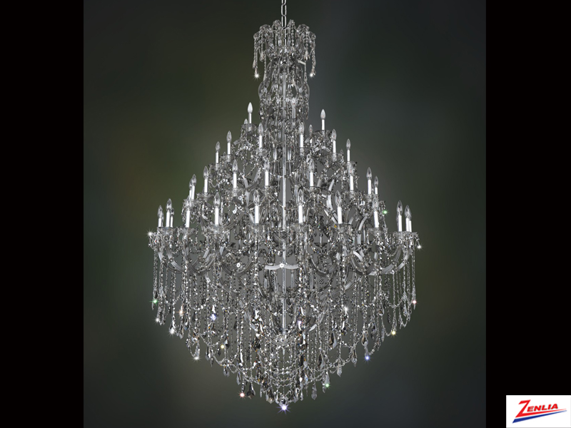 Bram 66 Light Chandelier