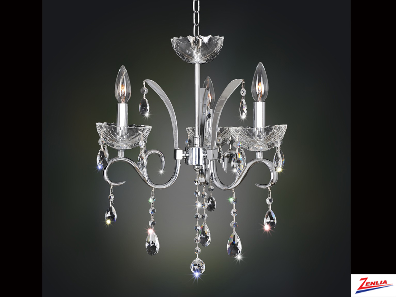 Cata 3 Light Chandelier