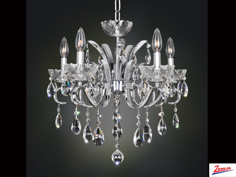 Cata 5 Light Chandelier