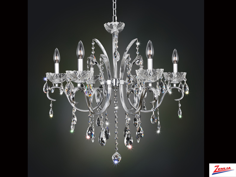 Cata 6 Light Chandelier