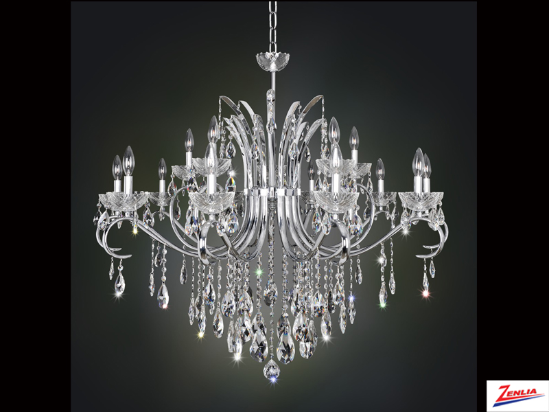Cata 15 Light Chandelier