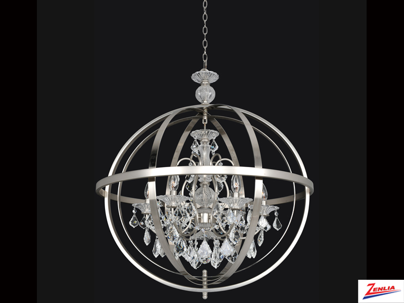 Cate 6 Light Chandelier