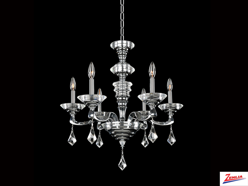 Cosi 6 Light Chandelier