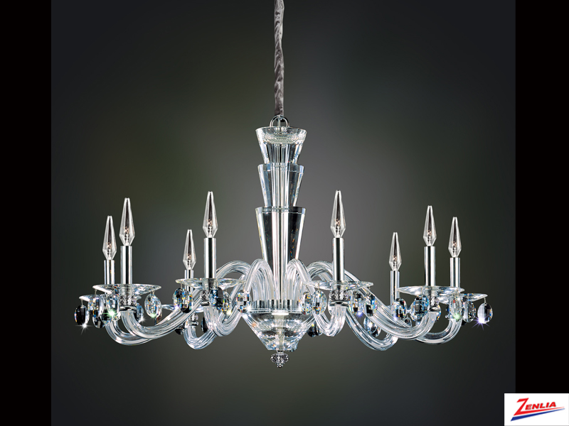 Fansh 9 Light Chandelier