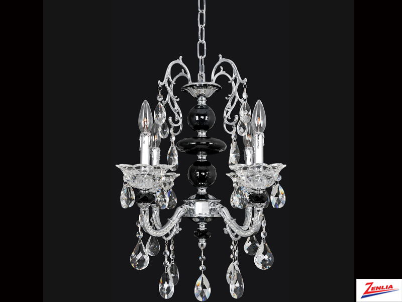 Faur 4 Light Chandelier