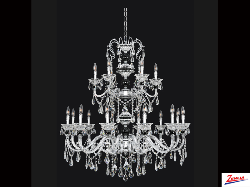 Faur 18 Light Chandelier
