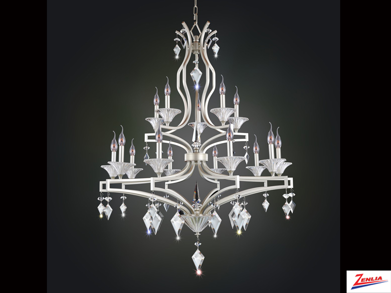 Floren 15 Light Chandelier
