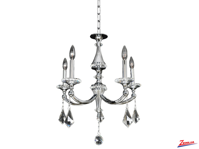 Flori 5 Light Chandelier