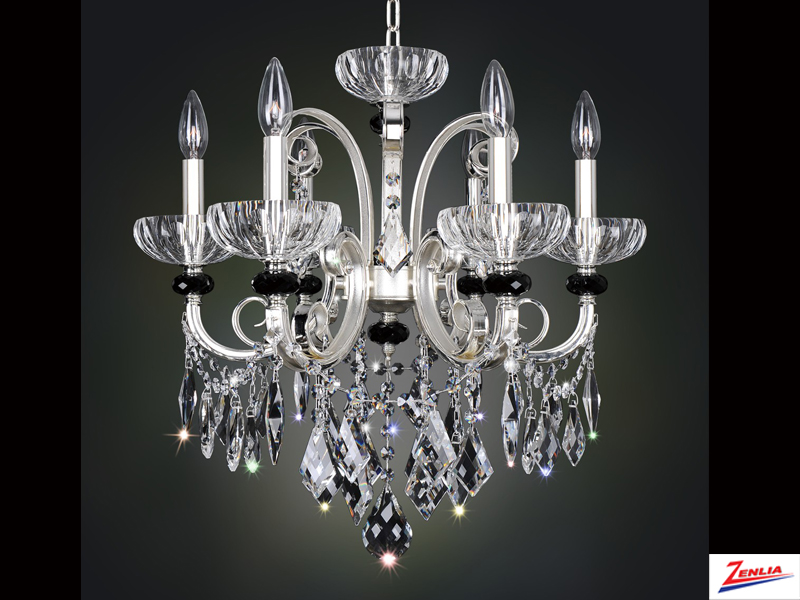 Gabri 6 Light Chandelier