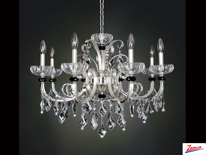 Gabri 8 Light Chandelier