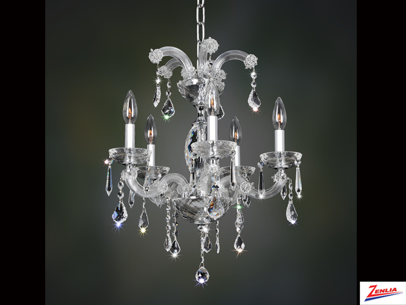Giorda 5 Light Chandelier