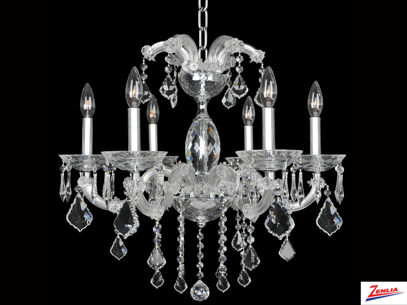 Giorda 6 Light Chandelier