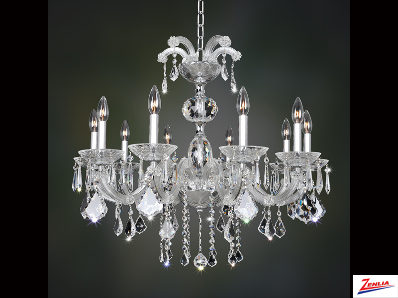 Giorda 10 Light Chandelier