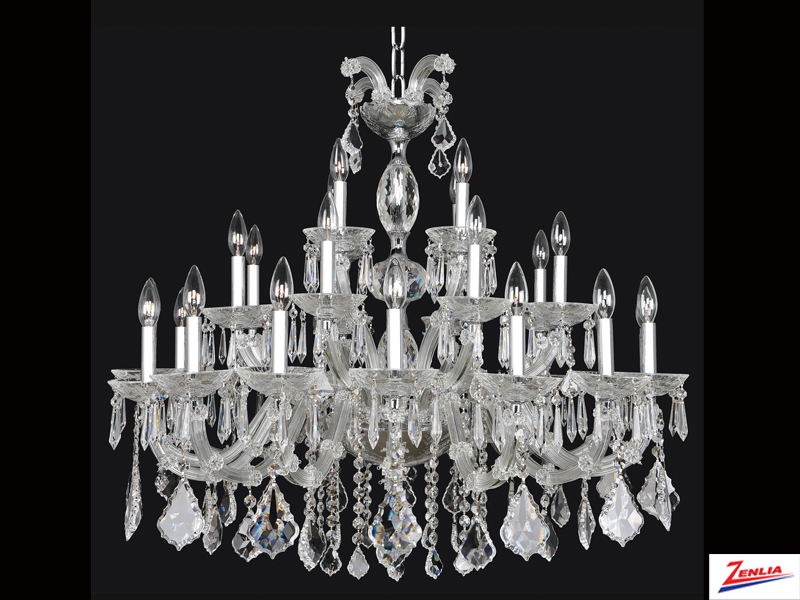Giorda 28 Light Chandelier