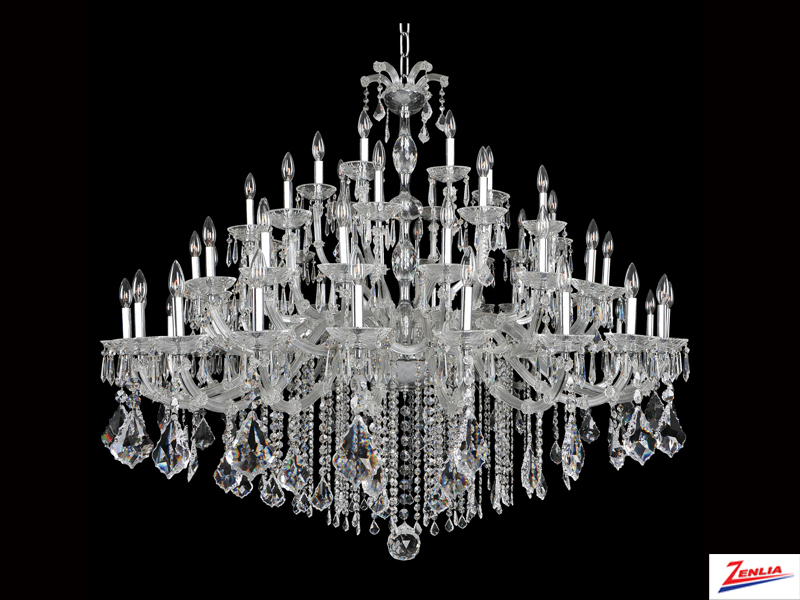Giorda 60 Light Chandelier