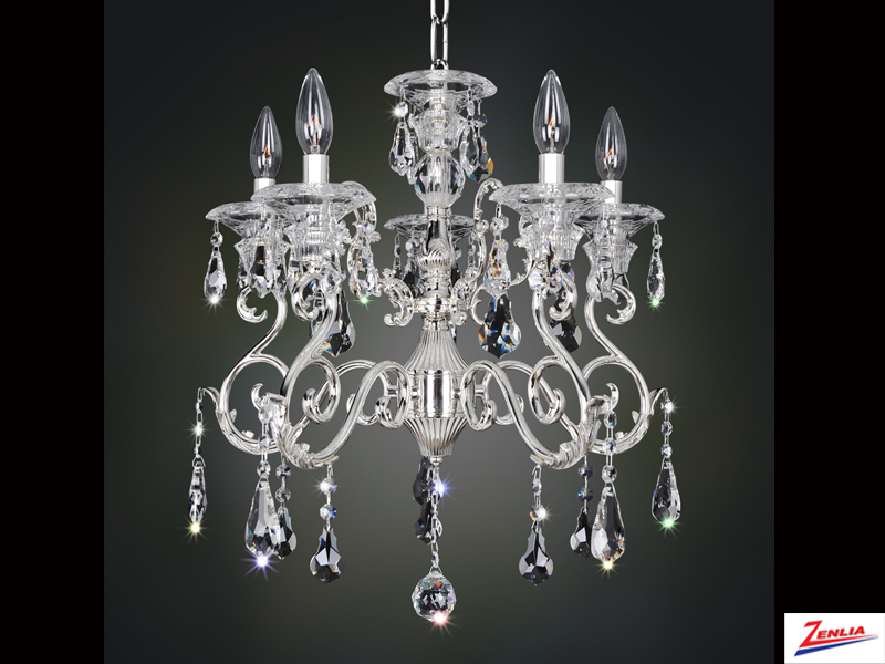 Hayd 5 Light Chandelier
