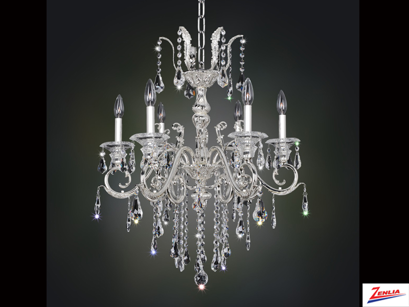 Hayd 6 Light Chandelier
